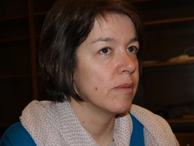 Elena Sotiriou, Syriza MP